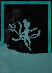 League of legends - janna - plakat wymiar do wyboru: 42x59,4 cm