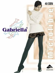 Gabriella Microfibra 40 den rajstopy