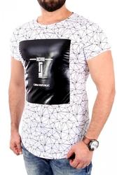 Crsm t-shirt męski - 16014-1