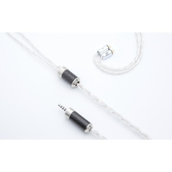 Effect audio thor silver ii wtyk iem: 3.5mm, konektory: 2 pin