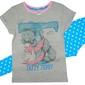 Damska piżama tatty teddy niebieska m