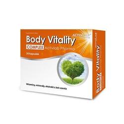 Activlab body vitality complex 30 caps.