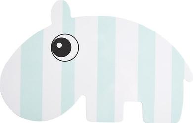 Deska śniadaniowa done by deer hipopotam niebieski
