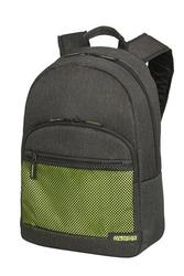Plecak na laptopa american tourister sporty mesh 15,6 - anthracitelime green