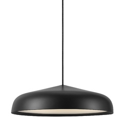 Design for the people :: lampa wisząca fura czarna śr. 40 cm