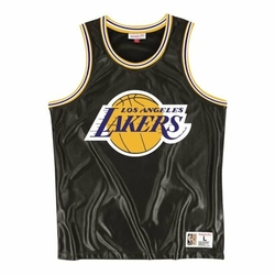 Koszulka Mitchell  Ness NBA Los Angeles Lakers Dazzle Tank Top - MSTKDF18015-LALBLCK1 - Los Angeles Lakers