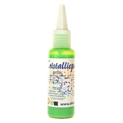 Cristallicpaint 50 ml - zielony jasny - ZIELJAS