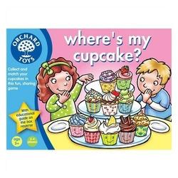 Gdzie jest moja babeczka - where is my cupcake