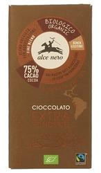 Alce nero | czekolada gorzka 100g | organic - fairtrade