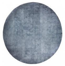 Carpet decor :: dywan linen dark blue okrągły_250x