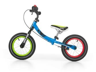 Milly mally young multikolor rowerek biegowy pompowane koła + prezent 3d