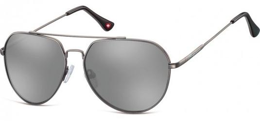 Pilotki okulary aviator montana ms90 lustrzanki