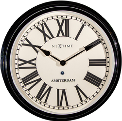 Zegar ścienny Amsterdam Nextime 40,5 cm 3129 ZW