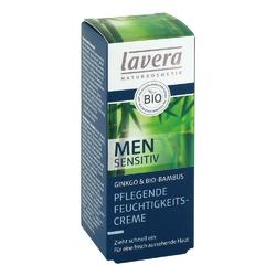 Lavera men sensitiv odżywczy krem  nawilżający do twarzy