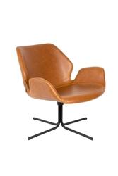 Zuiver :: fotel nikki brązowy