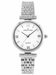 Damski zegarek bransoleta JORDAN KERR - 3873L zj852a - antyalergiczny