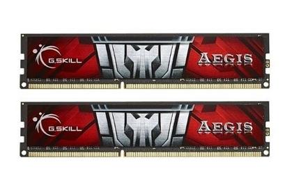 G.SKILL DDR3 16GB 2x8GB Aegis 1600MHz XMP2