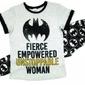 Damska piżama  batman  woman l