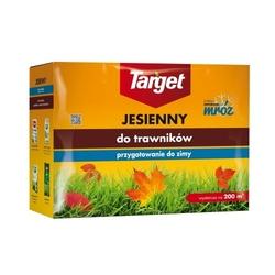Nawóz do trawnika – jesienny – 4 kg target