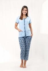 Luna 495 piżama damska