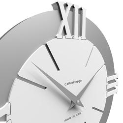Zegar ścienny louis calleadesign biały 10-006-01