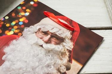Torba prezentowa świąteczna 23x18x10 cm mix wzorów