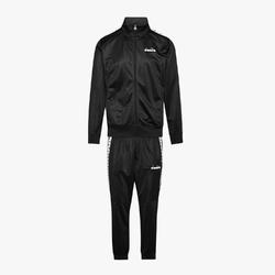 Zestaw dresowy męski diadora suit chromia ii - czarny