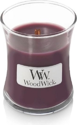 Świeca core woodwick dark poppy mała