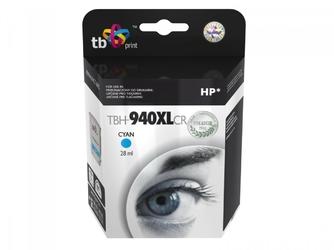 TB Print Tusz do HP OJ Pro 8000 Błękitny refabrykowany TBH-940XLCR
