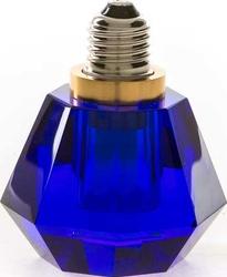 Żarówka LED Crystaled Spot ultramaryna