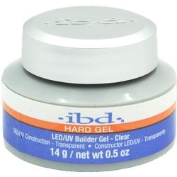 Ibd leduv builder gel 14g żel clear znakomity do przedłużania paznokci