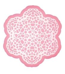 Szablon silikonowy do lukru Koronki Kitchencraft kwiat