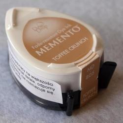 Tusz do stempli memento dew drop - toffee crunch - tcn