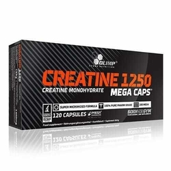 Olimp creatine 1250 mega caps 120