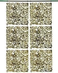 Panel dekoracyjny fusion brązowy