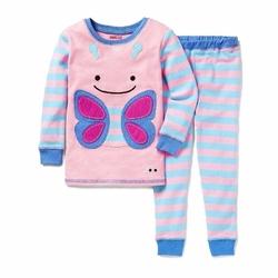 Piżama zoo motyl 4t