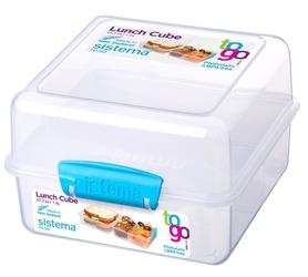 Pudełko śniadaniowe Lunch Cube ToGo1,4l niebieskie