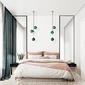 Gieradesign :: lustro ścienne verte prostokątne do sypialni lub przedpokoju 50x160 cm