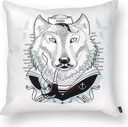 Poduszka dekoracyjna dying breed wilk morski