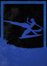 League of legends - camille - plakat wymiar do wyboru: 61x91,5 cm