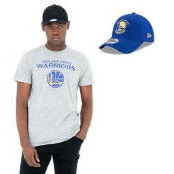 Koszulka + czapka new era nba golden state warriors - golden state warriors