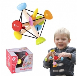 Magiczna piłka zabawka zręcznościowa classic world