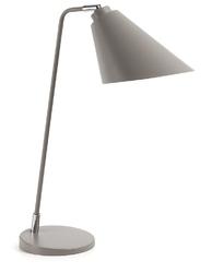 Lampa biurkowa PROVI szara - szary