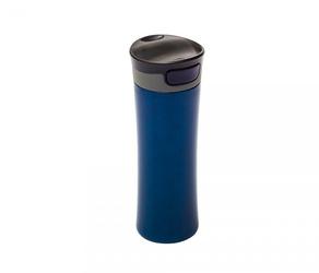 Kubek termiczny 430 ml trawis granatowy