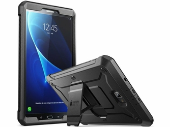 Pancerne etui Supcase Unicorn Beetle Pro do Galaxy Tab A 10.1 Black - Czarny