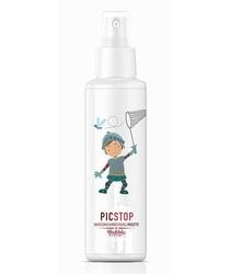 Bubble and CO, Organiczny Spray Odstraszający Owady dla Chłopca 100 ml