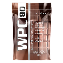 Activlab Wpc 80 Standard 700 g - Chocolate Nuts