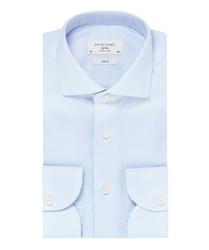 Elegancka błękitna koszula męska Profuomo TRAVEL 44