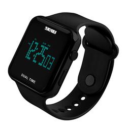 Zegarek SPORTOWY DUAL TIME SKMEI 1271 BLACK - BLACK