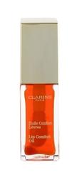 Clarins lip comfort oil instant light błyszczyk do ust dla kobiet 7ml 05 tangerine